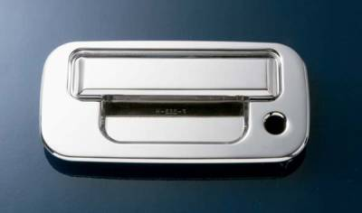 All Sales - All Sales Billet Tailgate Handle Assembly - 523
