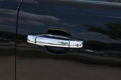 Putco - Chevrolet Suburban Putco Door Handle Covers - 400033