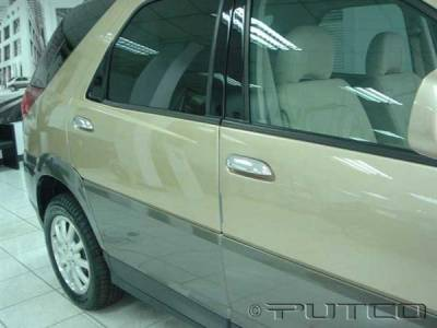 Putco - Buick Rendezvous Putco Door Handle Covers - 400038