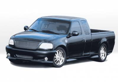 Wings West - Ford F150 Wings West W-Type Complete Body Kit - 8PC - 890413