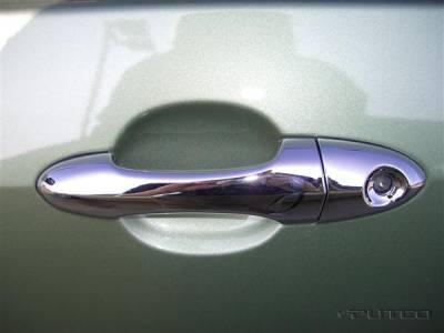 Putco - Ford Focus Putco Door Handle Covers - 400073
