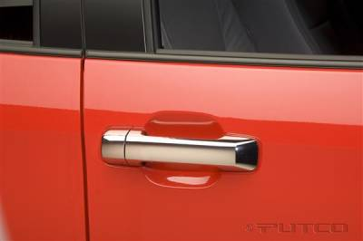 Putco - Toyota Tundra Putco Door Handle Covers - 400090