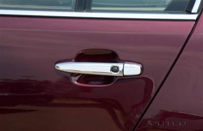 Putco - Toyota Camry Putco Door Handle Covers - 400091