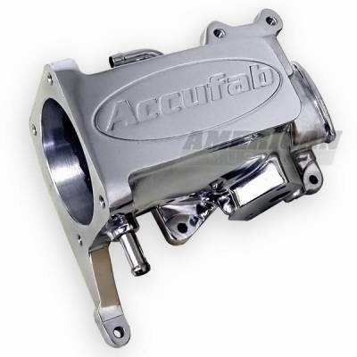 Accufab - Ford Mustang Accufab Plenum - 15002