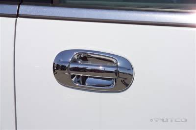 Putco - Lincoln Navigator Putco Door Handle Covers - 401004