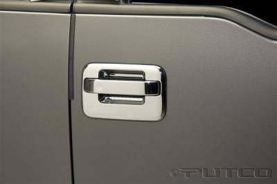 Putco - Ford F150 Putco Door Handle Covers - 401007