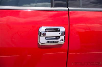 Putco - Ford F150 Putco Door Handle Covers - 401012