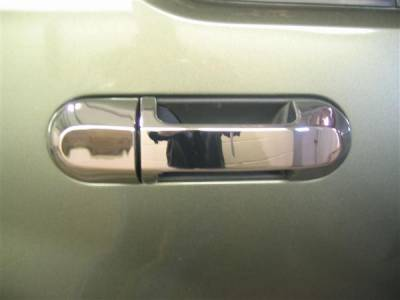 Putco - Ford Explorer Putco Door Handle Covers - 401029