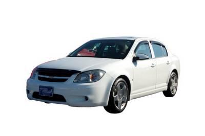 Autovent Shade - Pontiac Vibe Autovent Shade Carflector Hood Shield - 20037