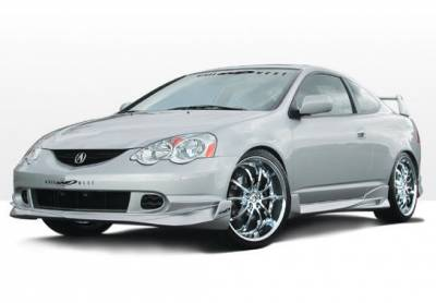VIS Racing - Acura RSX VIS Racing G5 Series Complete Body Kit - 4PC - 890642