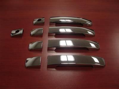 Putco - Nissan Quest Putco Door Handle Covers - 401050