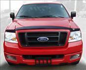 AVS - Ford F150 AVS Hoodflector Shield - Smoke - 21718