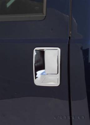 Putco - Ford F350 Superduty Putco Door Handle Covers - 401209