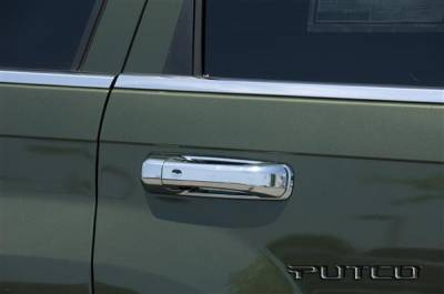 Putco - Jeep Grand Cherokee Putco Door Handle Covers - 402019