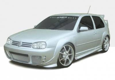VIS Racing - Volkswagen Golf VIS Racing G-Spec Complete Body Kit - 6PC - 890811