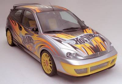 Wings West - Ford Focus ZX3 Wings West HW Series Complete Body Kit - 4PC - 890816