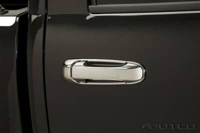 Putco - Dodge Ram Putco Door Handle Covers - 402133