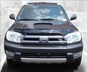 AVS - Toyota 4Runner AVS Bugflector I Hood Shield - Smoke - 23051