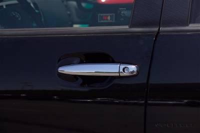 Putco - Scion tC Putco Door Handle Covers - 403005