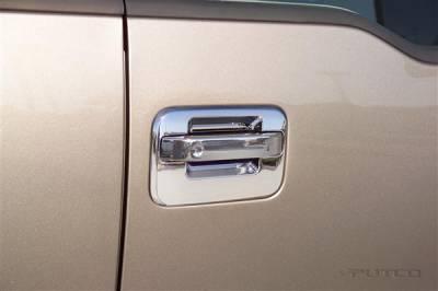 Putco - Lincoln Mark Putco Door Handle Covers - 403136