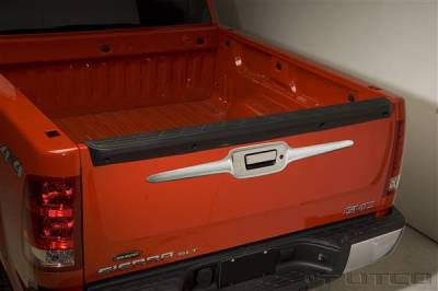 Putco - Chevrolet Silverado Putco Tailgate Accents - 403489