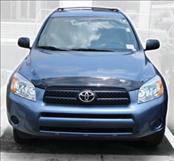 AVS - Toyota Rav 4 AVS Bugflector II Hood Shield - Smoke - 24139