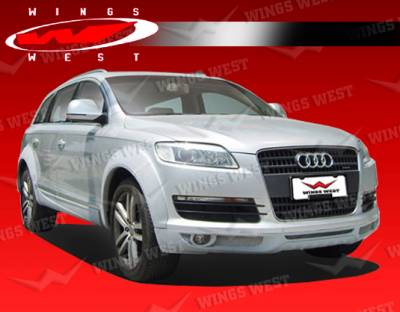 VIS Racing - Audi Q7 VIS Racing VIP Full Body Kit - Polyurethane - 890972
