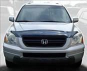AVS - Honda CRV AVS Bugflector II Hood Shield - Smoke - 24316