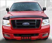 AVS - Ford Ranger AVS Bugflector II Hood Shield - Smoke - 24321