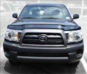 AVS - Toyota Tacoma AVS Bugflector II Hood Shield - Smoke - 24645