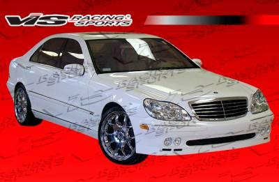 VIS Racing - Mercedes-Benz S Class VIS Racing B Spec Full Body Kit - 00MEW2204DBSC-099