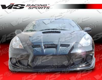 VIS Racing - Toyota Celica VIS Racing Xtreme Full Body Kit - 00TYCEL2DEX-099