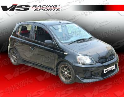 VIS Racing - Toyota Echo VIS Racing Tracer Full Body Kit - 00TYECHHBJTRA-099