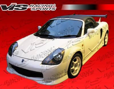 VIS Racing - Toyota MRS VIS Racing Techno R Full Body Kit - 00TYMRS2DTNR-099