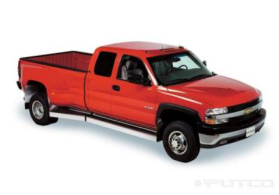 Putco - Chevrolet Silverado Putco Boss Running Boards - 11126BB