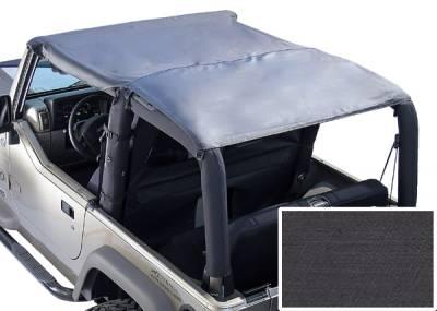 Omix - Rugged Ridge Header Roll Bar Top - 13581-15