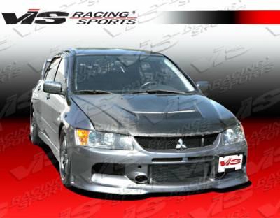 VIS Racing. - Mitsubishi Evolution 8 VIS Racing MR Full Body Kit - 03MTEV84DMR-099