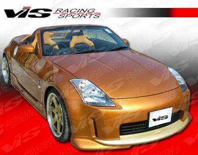 VIS Racing - Nissan 350Z VIS Racing V Spec Full Body Kit - 03NS3502DVSC-099