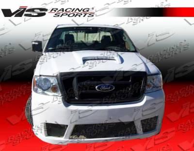 VIS Racing - Ford F150 VIS Racing VIP Full Body Kit - 04FDF152DVIP-099