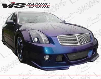 VIS Racing - Nissan Maxima VIS Racing VIP Full Body Kit - 04NSMAX4DVIP-099