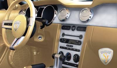 Sherwood - Jeep Grand Cherokee Sherwood 2D Flat Dash Kit