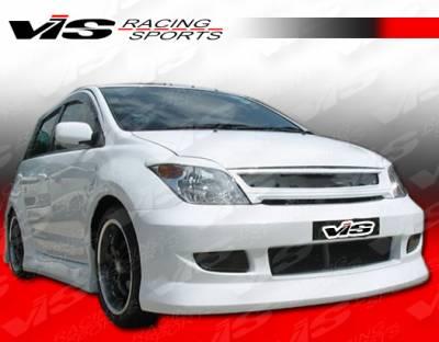 VIS Racing - Scion xA VIS Racing Falcon Full Body Kit - 04SNXA4DFAL-099