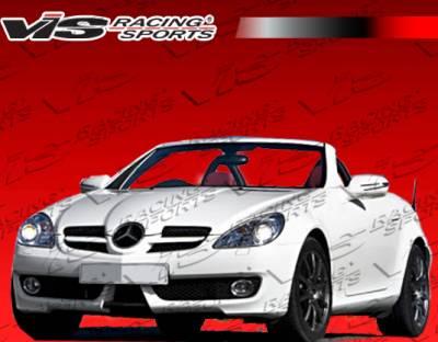 VIS Racing - Mercedes-Benz SLK VIS Racing Euro Tech 2K Full Body Kit - 05MER1712DET2K-099