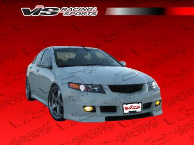 VIS Racing - Acura TSX VIS Racing Techno R Full Body Kit - 06ACTSX4DTNR-099