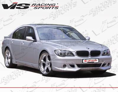 VIS Racing - BMW 7 Series VIS Racing A-Tech Full Lip Kit - Urethane - 06BME654DATH-099P