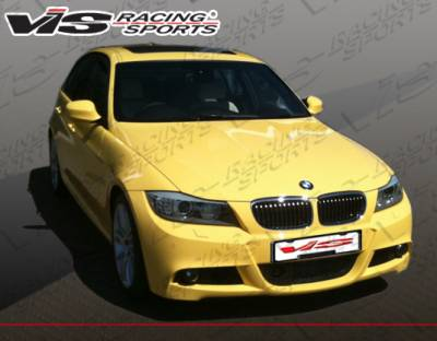 VIS Racing - BMW 3 Series 4DR VIS Racing M-Tech Type 2 Full Body Kit with Dual Exhaust - 06BME904DMTH2-099