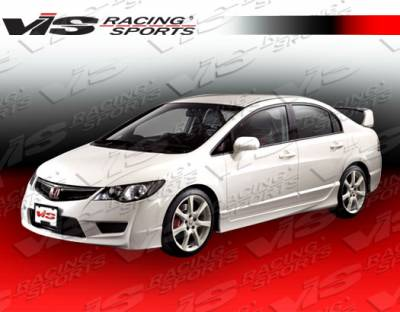 VIS Racing - Honda Civic VIS Racing Techno R Conversion Kit - 06HDCVC4DJTNR-098
