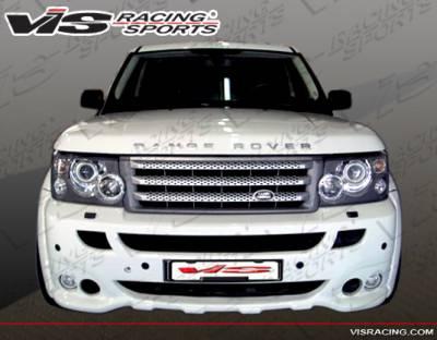 VIS Racing - Land Rover Range Rover VIS Racing Euro Tech Full Body Kit - 06LRRRS4DET-099