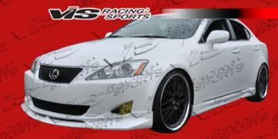 VIS Racing - Lexus IS VIS Racing JPC Full Body Kit - Polyurethane - 06LXIS34DJPC-099P
