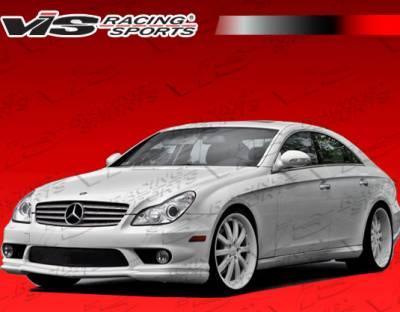 VIS Racing - Mercedes-Benz CLS VIS Racing C-Tech Full Body Kit - 06MEW2194DCTH-099